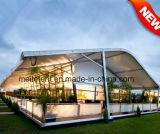 Tenda specifica Tente murante solido di Arcum per il centro di servizio