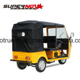 Triciclo eléctrico barato del pasajero del modo con Ce