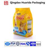 Подгонянные мешок еды любимчика пластичный упаковывать конструкции/мешки кошачьей еды