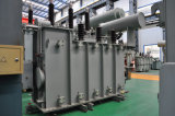 transformateur d'alimentation manufacturé de distribution de 35kv Chine