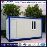 Конструкции дома контейнера проницаемости хозяйственные модульные
