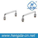 De Deur van de Keuken van het staal behandelt het Handvat van de Deur van het Meubilair (YH9458)