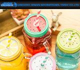 Bildschirm-Drucken-Glasware-Maurer-Glas-Hersteller 450ml