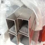 Quadratisches nahtloses Edelstahl-Rohr