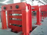 Correia transportadora de borracha que dá forma à imprensa Vulcanizing da máquina