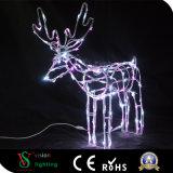 Beleuchtung-Rotwild der Weihnachtsdekoration-beste verkaufenprodukt-LED