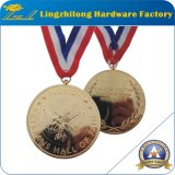 Kundenspezifischer Goldsilber-Bronzen-Münzen-Medaillen-Zoll
