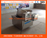 Pommes chips commerciales certifiées par ce de casse-croûte faisant frire la machine/friteuse Tsbd-10