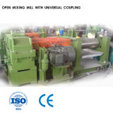 660 Model Open Mixing Mill/Two Roll Rubber Mixing Mill에 Xk160