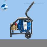 Coche eléctrico del producto de limpieza de discos de alta presión con el arranque eléctrico