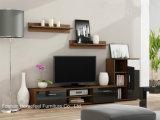 زاويّة تلفزيون خزانة مع عامّة لمعان ساحب ([هّتف02])