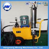 Rocha do motor Diesel e divisor hidráulicos da pedra para a venda