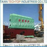 Caldeira do carvão industrial do tubo da água da boa qualidade (DZL10-1.25-AII)