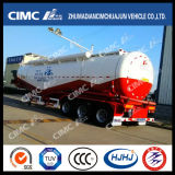 Reboque do petroleiro do cimento da alta qualidade Cimc Huajun 50cbm