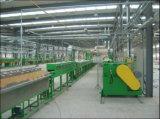 PLC 고품질 고무 밀봉 지구 압출기 기계 밀어남 선