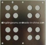Kundenspezifisches Pure Wolfram Plate Target für Coating