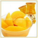 Законсервированные желтые персики для малышей
