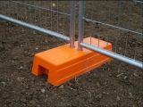 Galvanisierte Aufbau-entfernbare konkrete temporäre Zaun-Füße