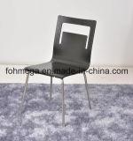 Cadeira de jantar preta para o restaurante do fast food (FOH-NCP9)