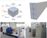Máquina de fabricação de painéis de parede de cimento EPS