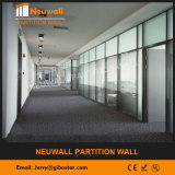 Glaswand des Büro-Trennwand-Büro-Glas-Wall/Demountable