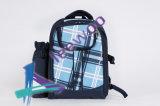 Le jeu campant d'ustensile de vaisselle de pique-nique d'Utdoor avec portent le sac