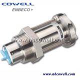 Venda quente sensor de alumínio anodizado da pressão do fluxo de pistão