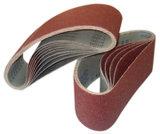 Courroies de sablage d'oxyde d'aluminium pour le sablage en métal