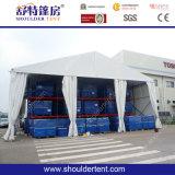 Grande tente pour la mémoire temporaire d'entrepôt (SDC020)