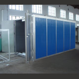 Gas oder Electric Powder Coating Oven für Electrostatic Powder Coating