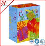 Мешки причудливый подарка бумажные с мешками высокого качества печатание и яркия блеска бумажными