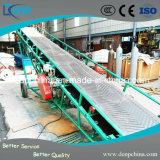 Hohe Leistungsfähigkeits-Bandförderer für Steinfelsen-Sand-Produktionszweig