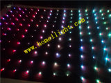 Qualität LED Video Curtain Vision Curtain für DJ Wedding