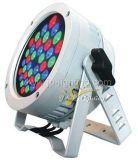 36W RGB LED 순수한 알루미늄 (JP832363)를 가진 태양 정원 빛