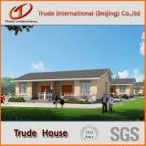 Stahlzwischenlage-Panels modular/vorfabriziert färben beweglich/beweglich//vorfabrizierte bequemes lebendes Stahllandhaus