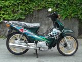 Motociclo 110cc, prezzo poco costoso del Cub di alta qualità per Westen Africa