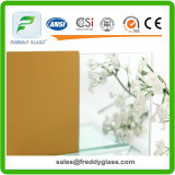 4mm серебряное/алюминий/медь свободно/безопасность/зеркало украшения стеклянное для зеркала ванной комнаты