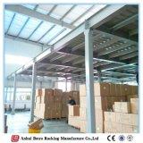 Perforated стальная платформа, ровный пол стальной структуры, пол решетки Skidproof стальной