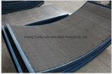 Плита сетки шлица/обернутая проводом панель