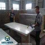 Anti-Feuer Wand-Wärmeisolierung-Material-Felsen-Wolle-Zwischenlage-Panel