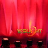 3years Partei-Licht 36PCS*3W RGB Edison LED der Garantie-LED für im Freienstadiums-Licht