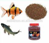 Chaîne de production de flottement d'alimentation de poissons de pisciculture