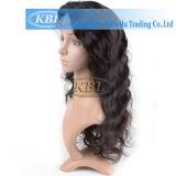 peruca trançada do laço da torção Kinky brasileira da classe 5A