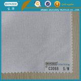 Cotone che scrive tra riga e riga il doppio tessuto scrivente tra riga e riga di fusione parteggiato dell'adesivo