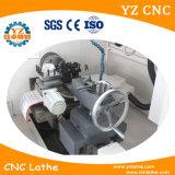 Torno del metal Ck0640 y torno horizontal del CNC