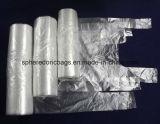 Пакета крена LDPE мешок еды прозрачного пластичный поли