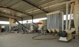Residuo della lavorazione del legno, segatura, paglia, linea di produzione di legno completa della pallina della buccia del riso