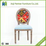 رفاهية حديثة [بو] ظهر خشبيّة مستديرة يتعشّى كرسي تثبيت ([جيلّ])
