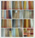 Unilinのクリックによって薄板にされる木製の床の木製のフロアーリング