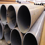 Mildes Welded Black API 5L X80 Pipe Steel Tube Oil Pipe